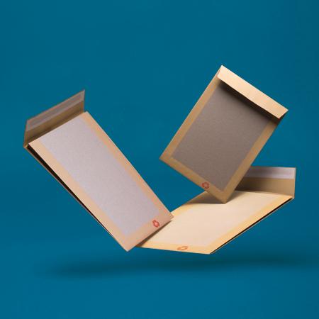 VITA™ Gusset Board Back Envelopes