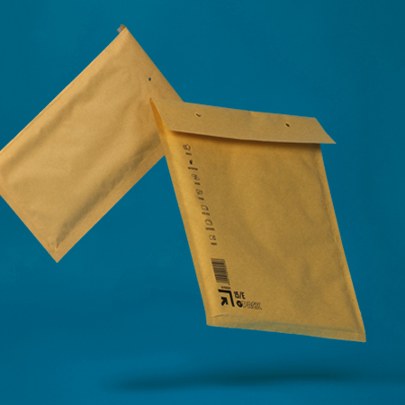 Envolite Gold Envelopes