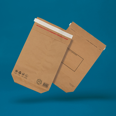 VITA™ Kraft Paper Mailing Bags