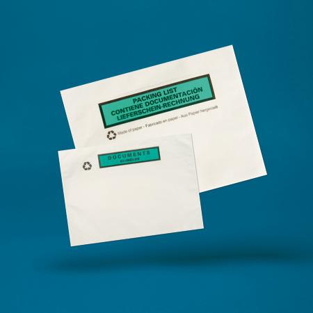 VITA™ Paper Documents Enclosed Wallets