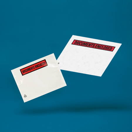 Polythene Documents Enclosed Wallets