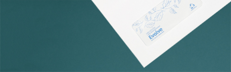 Evolve Recycled Envelopes