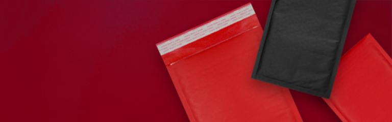 Envolite Coloured Padded Envelopes