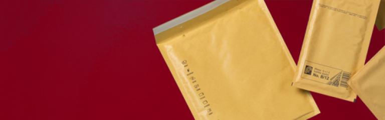 Envolite Gold<br>Padded Envelopes