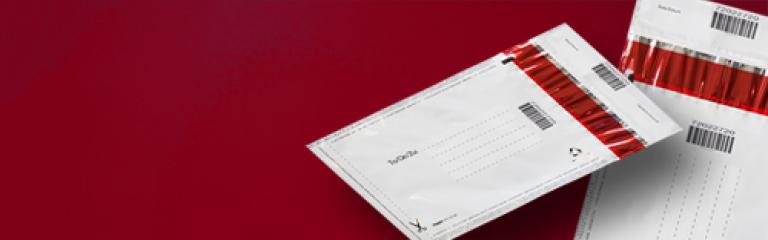 Polypost Security Envelopes & Cash Transit Bags