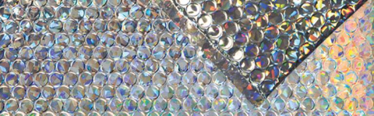 Holographic Padded Bubble Envelopes