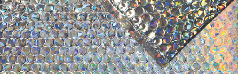 Holographic Padded Bubbles