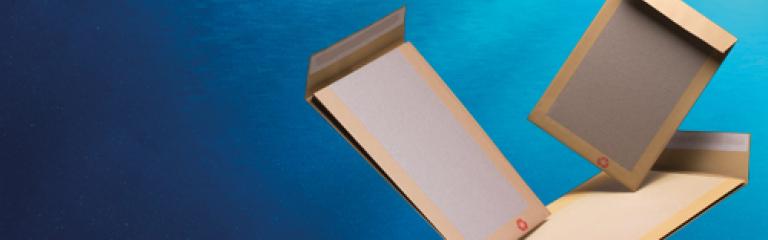 VITA Gusset Board Back Envelopes