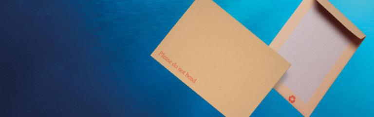 VITA Board Back Envelopes