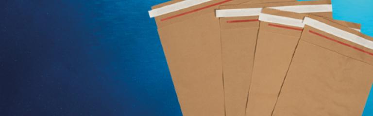 VITA Kraft Paper Mailing Bags