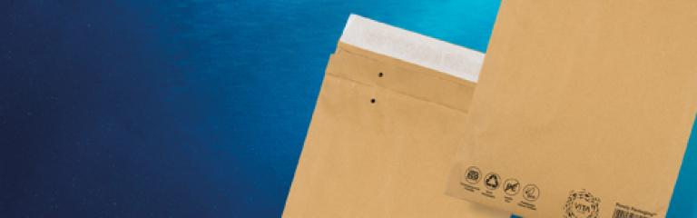 VITA Kraft Eco Cushion Envelopes