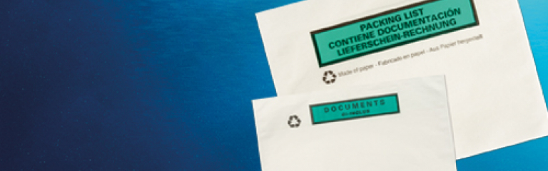 VITA 100% Paper Documents Enclosed Wallets
