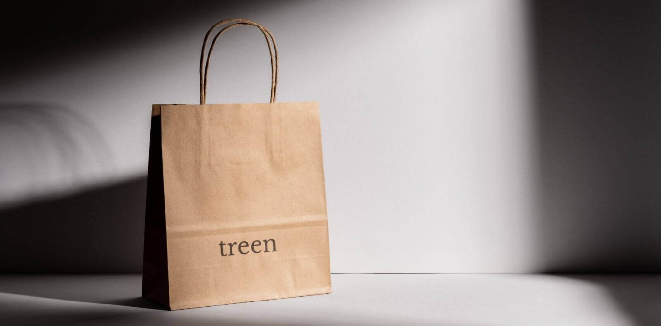 CASE STUDY: treen Eco-Friendly Carrier Bags