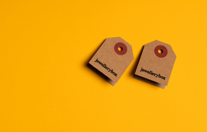 CASE STUDY: The Jewellery Box Personalised Tags