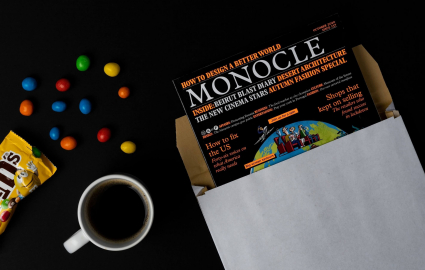CASE STUDY:  Monocle Eco-Friendly Packaging