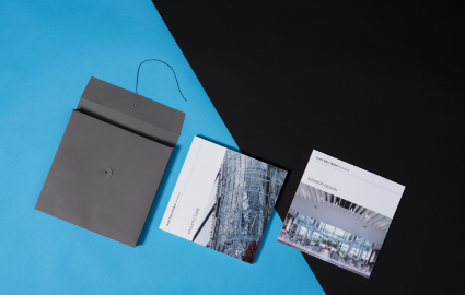 CASE STUDY: STW Architects Handmade Envelopes