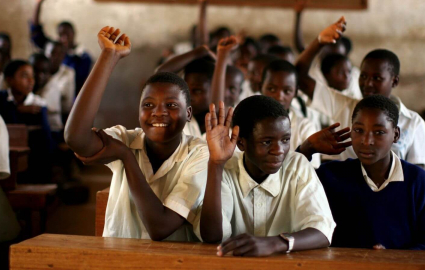 Giving Hope Through Education in Tanzania