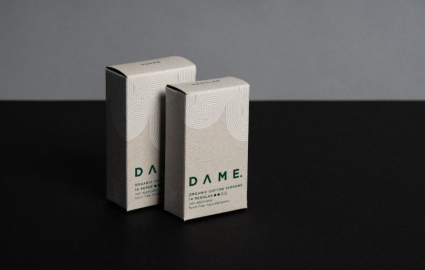 CASE STUDY: Dame Green Packaging