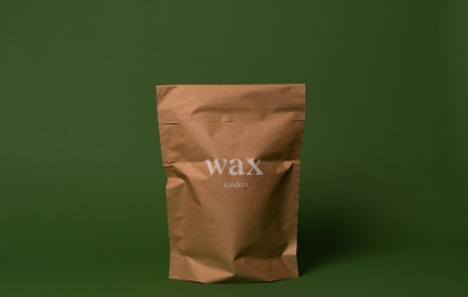 CASE STUDY: Wax London Recyclable Packaging