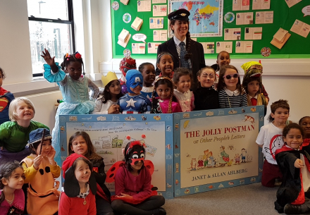 The Jolly Postman Learning Programme