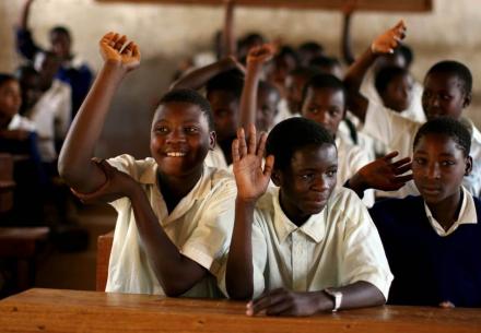 Giving Hope Through Education in Tanzania