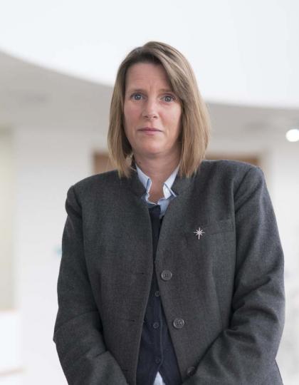 Karen Huggett