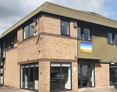 Bristol Office Exterior