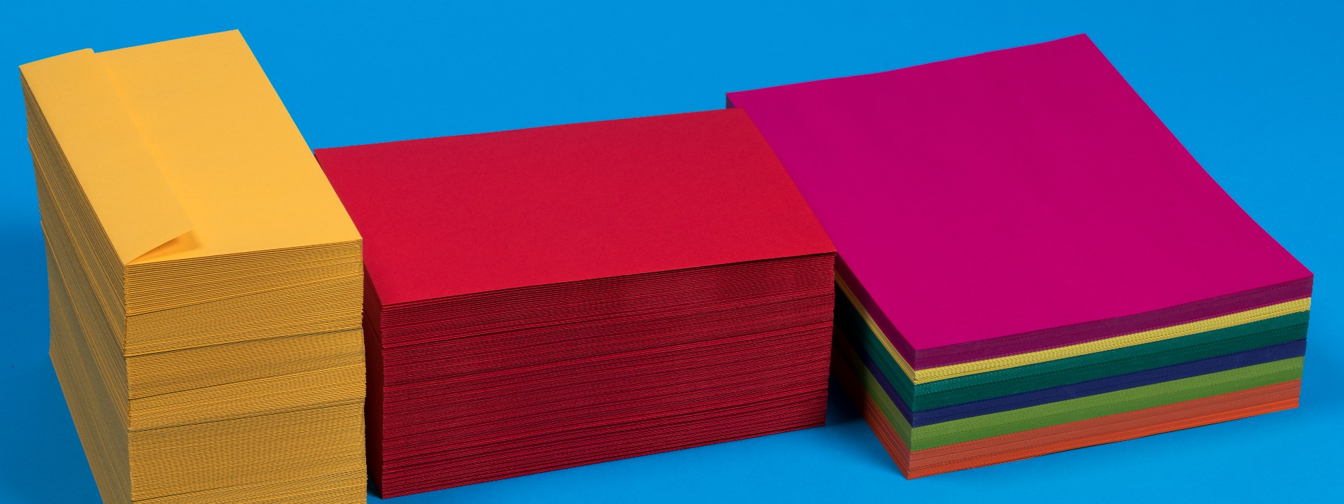 Creative Colour Envelopes and Paper