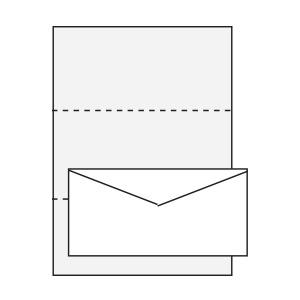Diagram of DL envelope