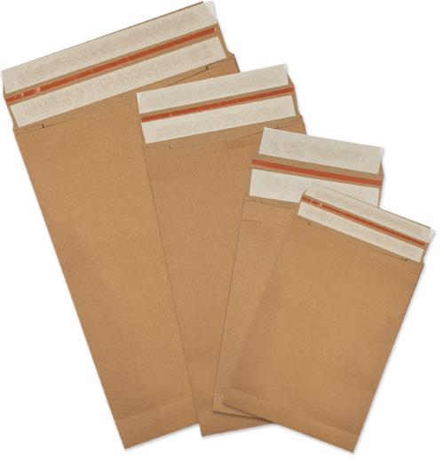 VITA™ Kraft Expansion Mailing Pockets