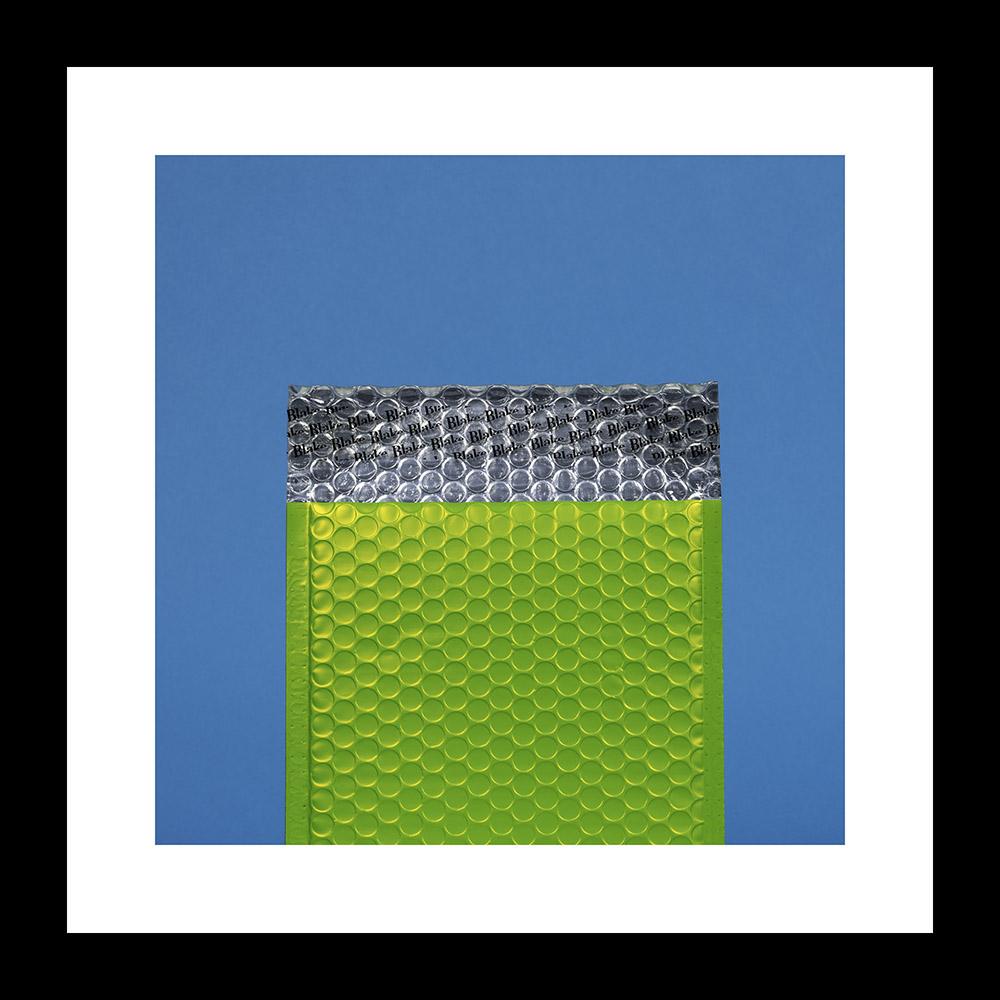 Lime Green Blake Bubble Envelopes