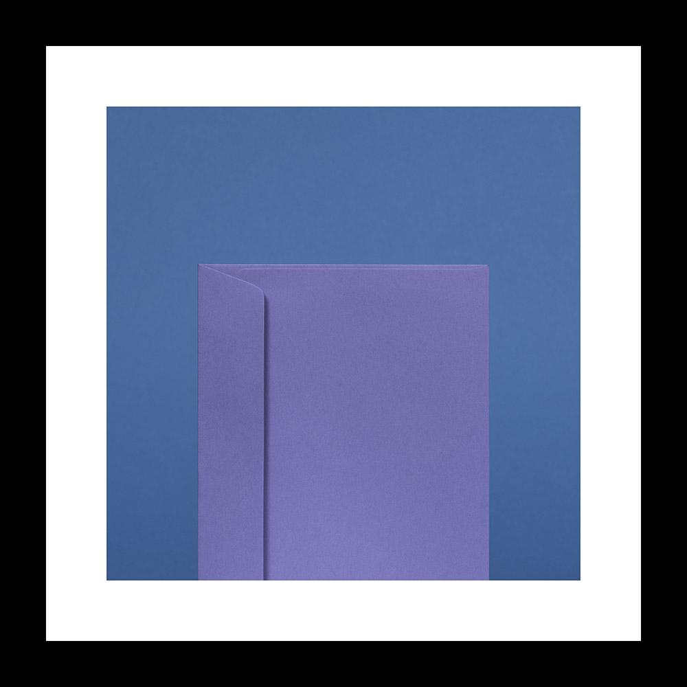Summer Violet envelope