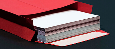 Bespoke Gusset Envelopes
