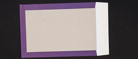 Tailored Board Back Envelopes