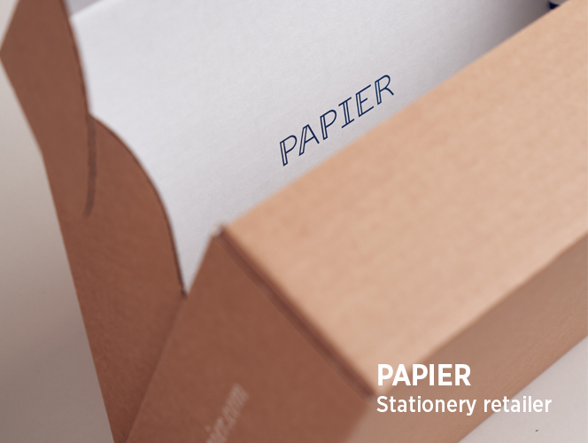 Papier Box