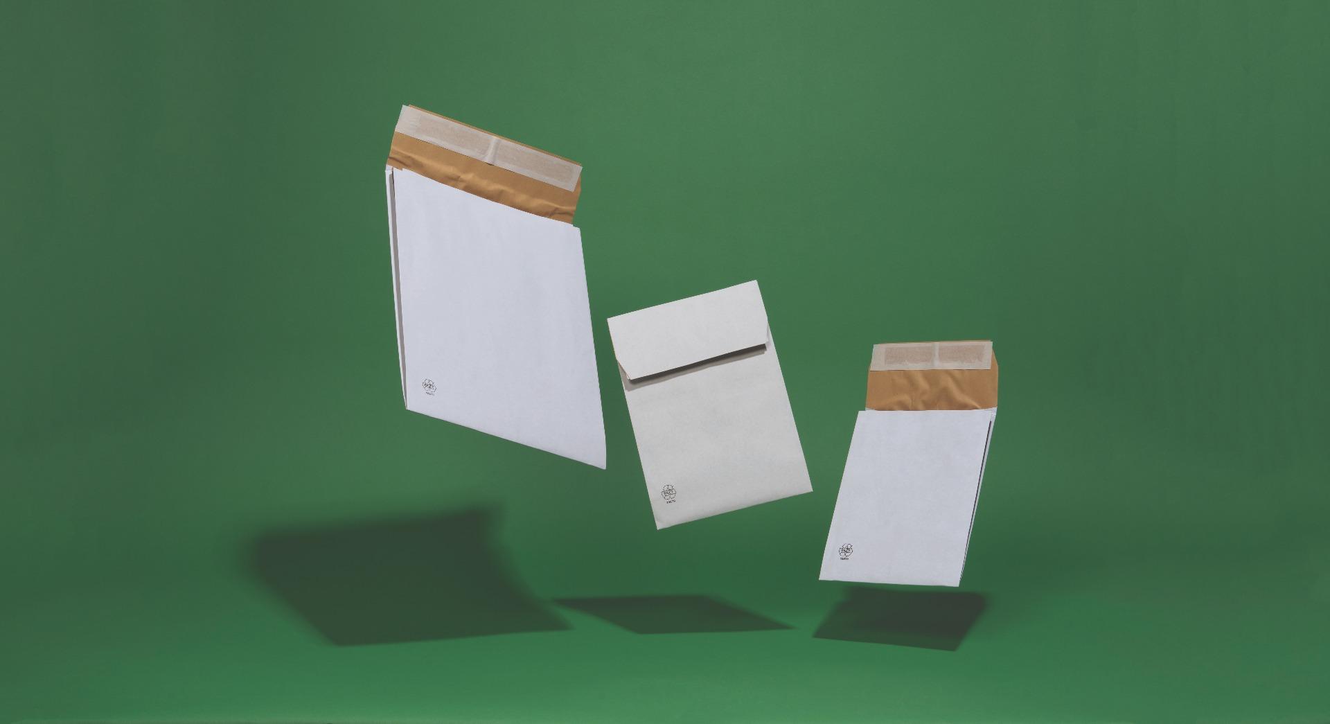 Eco cushion padded bubble envelopes