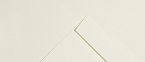 High White Laid Envelopes & Paper