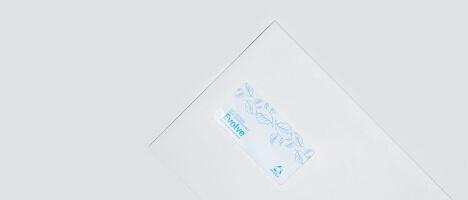 Evolve recycled envelopes
