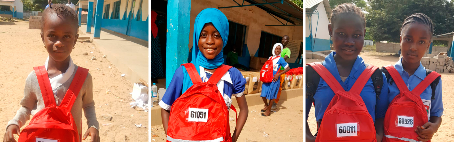The Gambia School Bag Gallery 2