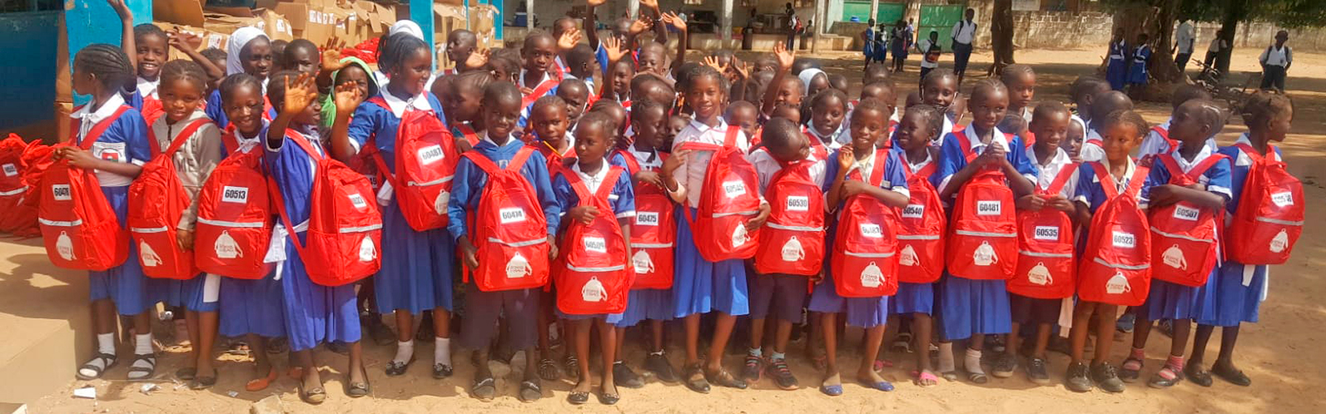 The Gambia School Bags Gallery 3