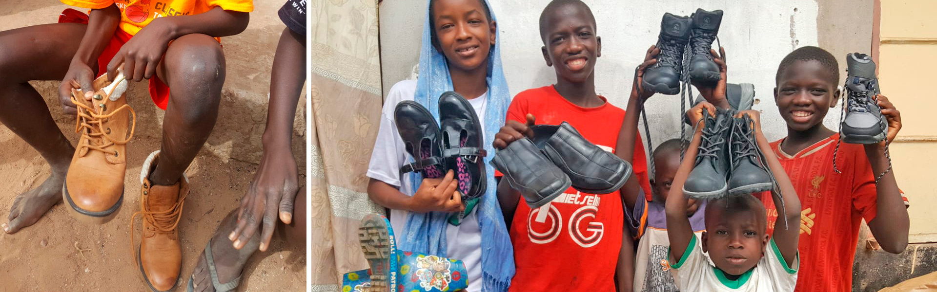 The Gambia Shoe Gallery 1