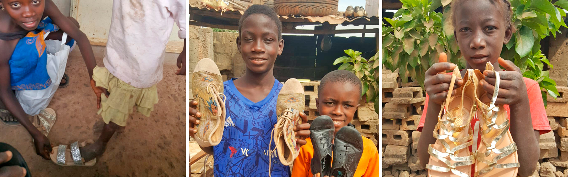 The Gambia Shoe Gallery 2
