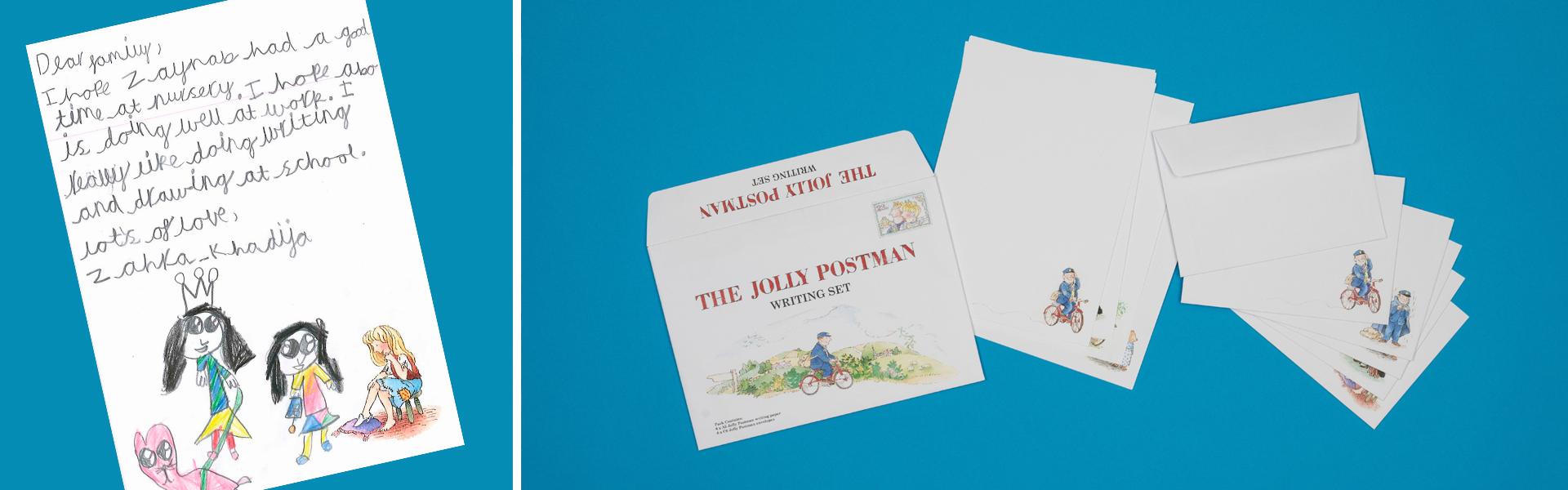 Jolly Postman Gallery 1