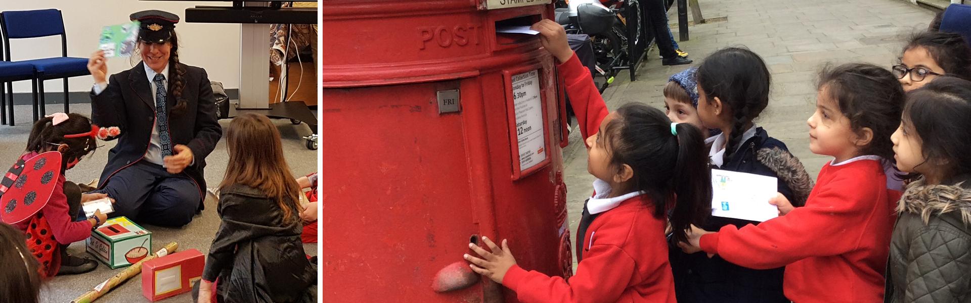 Jolly Postman Gallery 3