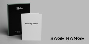 Sage Note Cards