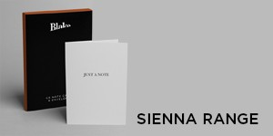 Sienna Note Cards