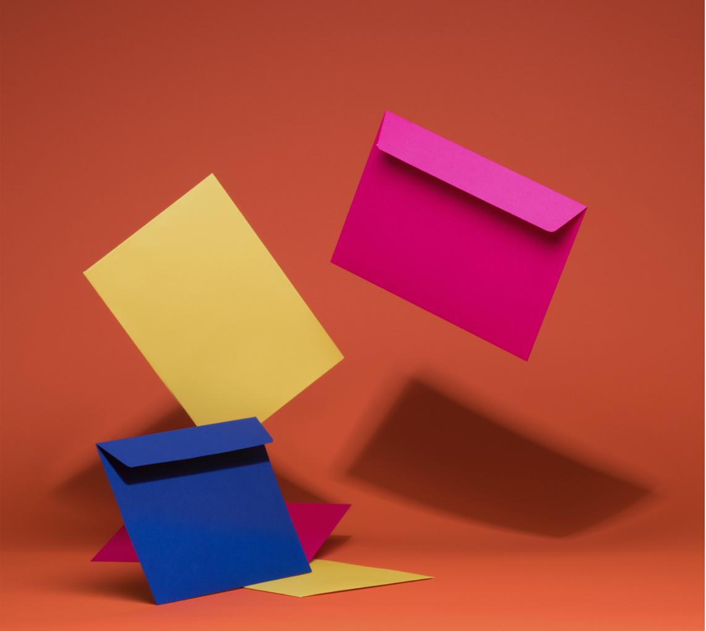 Our Envelopes
