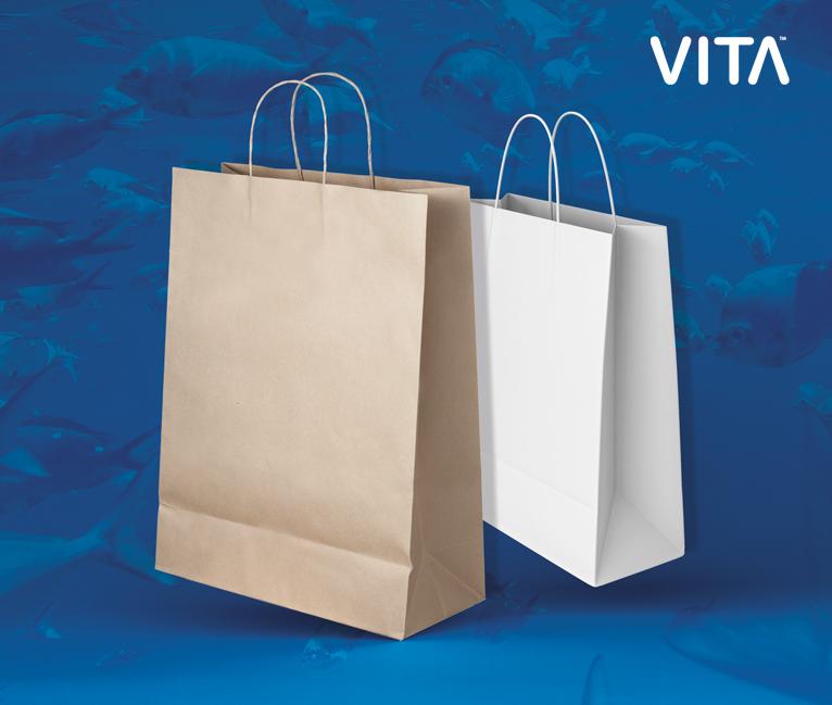 TWIST HANDLE PAPER BAGS